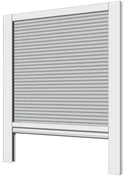 Insektenschutz-Plissee für Fenster - Maßanfertigung